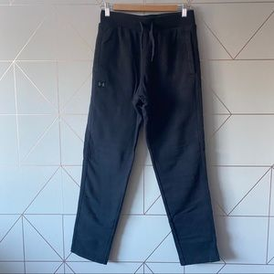 Under Armour Black Skinny Sweatpants